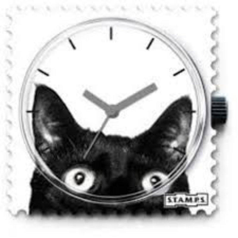 Montre Stamps MONTRE STAMPS Cat WOMAN