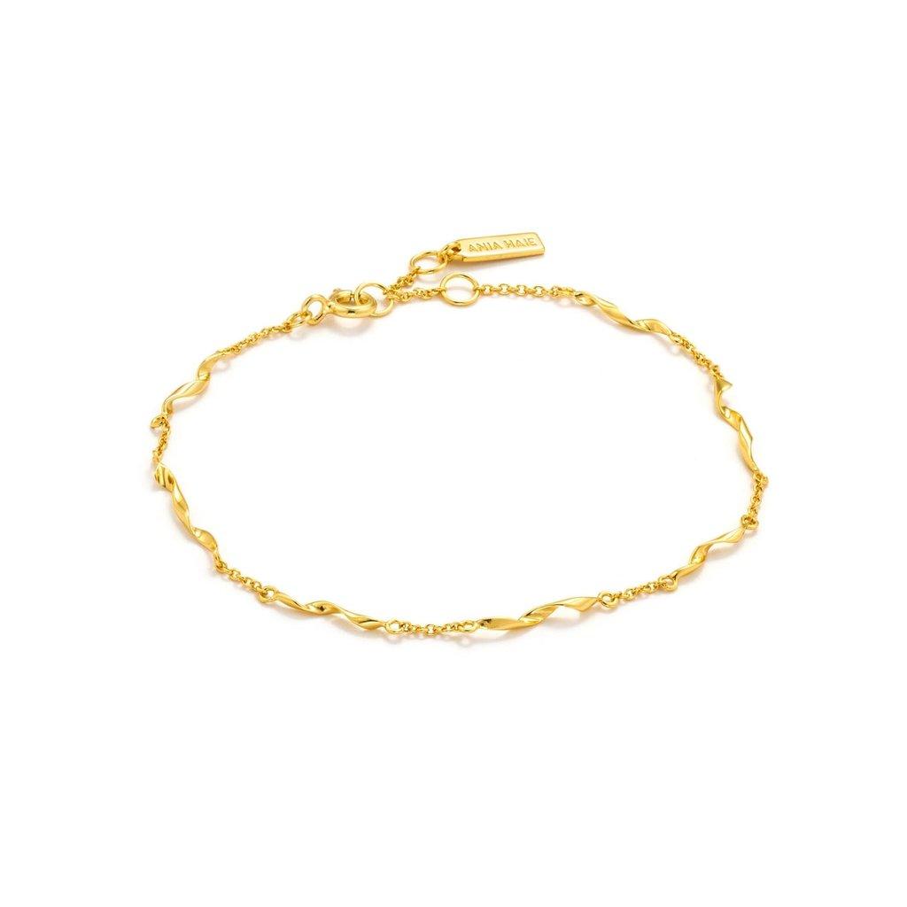 Ania Haie Bracelet Ania Haie Helix Gold