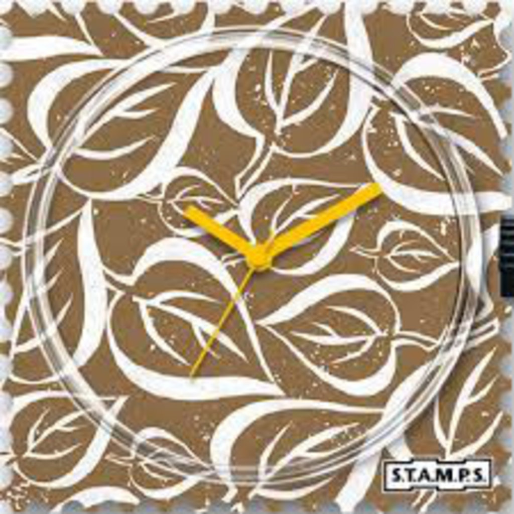 Montre Stamps MONTRE STAMPS Leaves