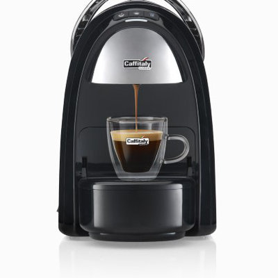 Caffitaly Machine S18 Noire Caffitaly