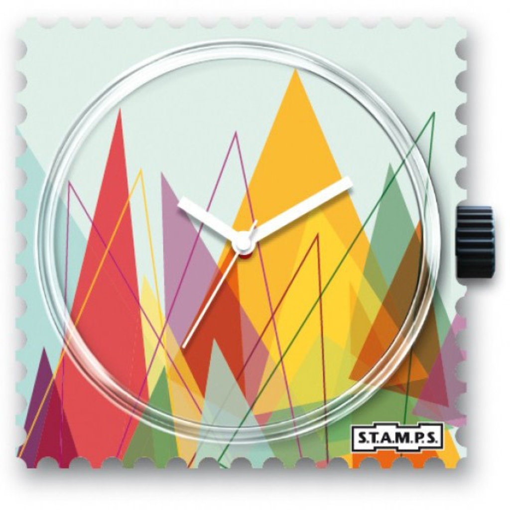 Montre Stamps Montre Stamps Peaks