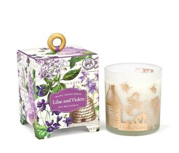 Chandelle Michel Design Works Lilac & Violets