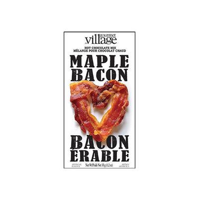 Gourmet du Village Chocolat Chaud Érable Bacon Gourmet du Village