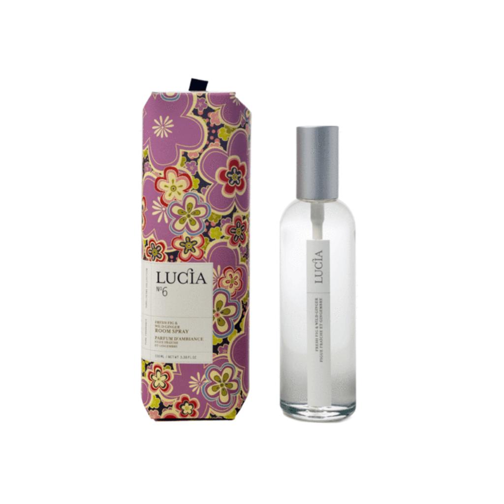 Lucia N°6 Parfum d'ambiance à la figue fraîche et gingembre Lucia