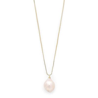 Pilgrim Collier de perle Pilgrim Ama or