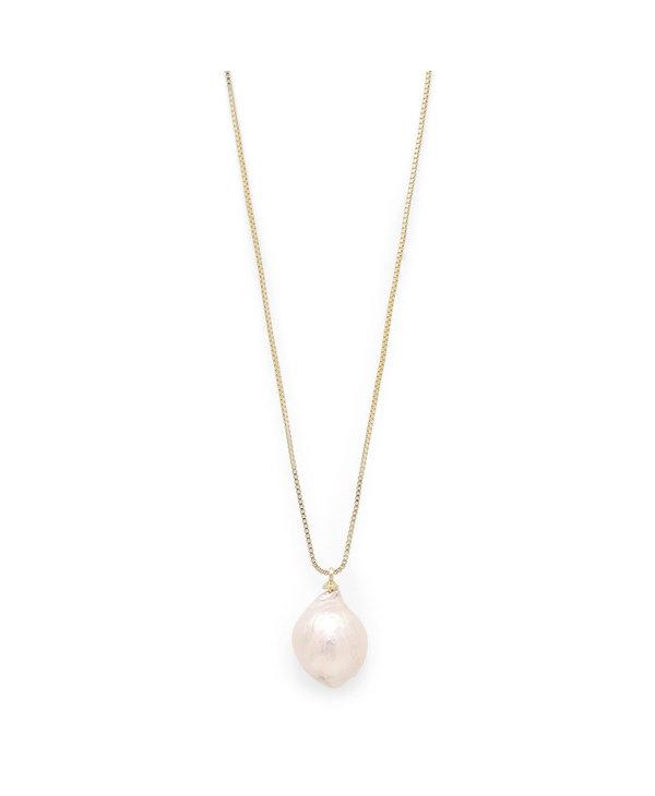 Collier de perle Pilgrim Ama or