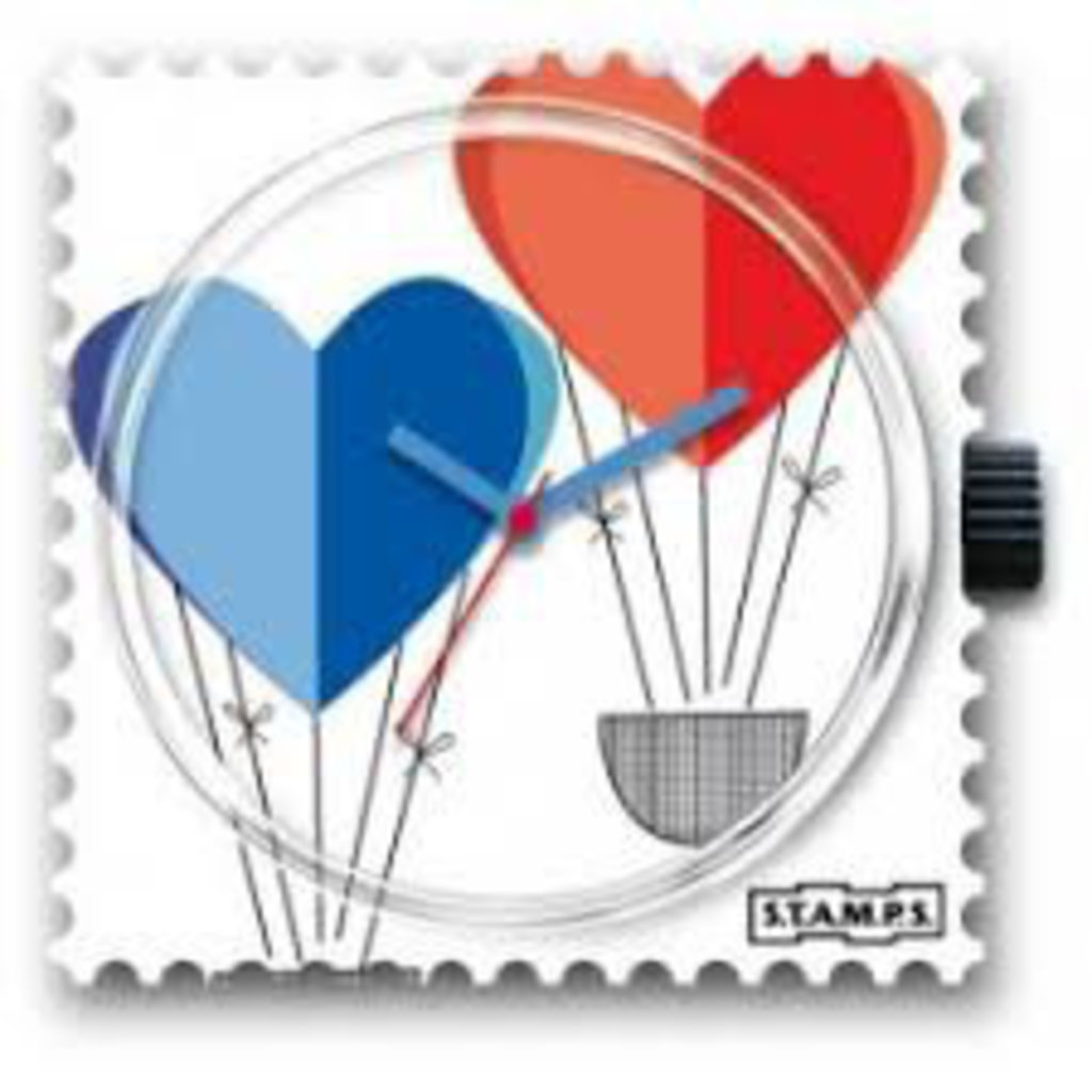 Montre Stamps MONTRE STAMPS Love is in the air