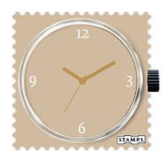 Montre Stamps MONTRE STAMPS Soy Latte