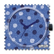 Montre Stamps Montre STAMPS Jeans Dots