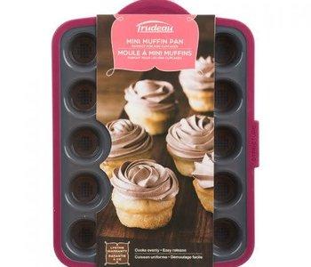 Moule à mini muffins en silicone de Trudeau