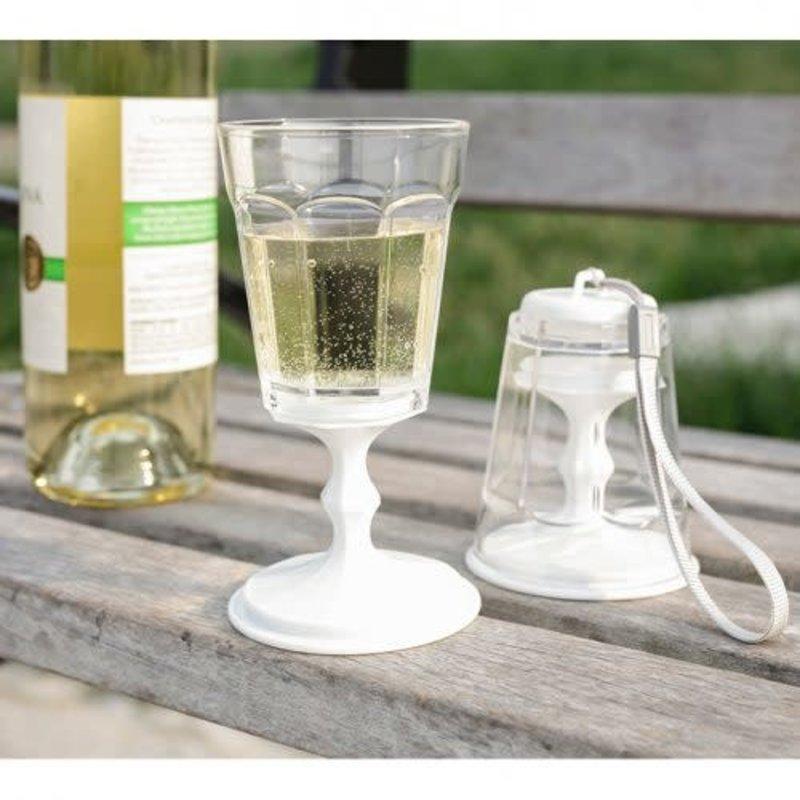 Kikkerland Verre à vin à emporter de Kikkerland