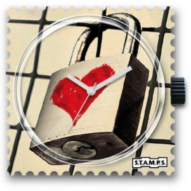 Montre Stamps Montre Stamps Locked Forever