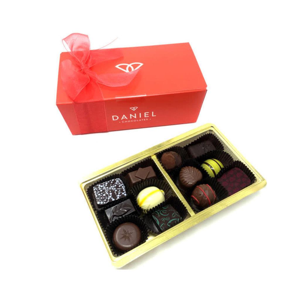 Daniel Chocolates Boite de Chocolat Belge Daniel 27 mcx