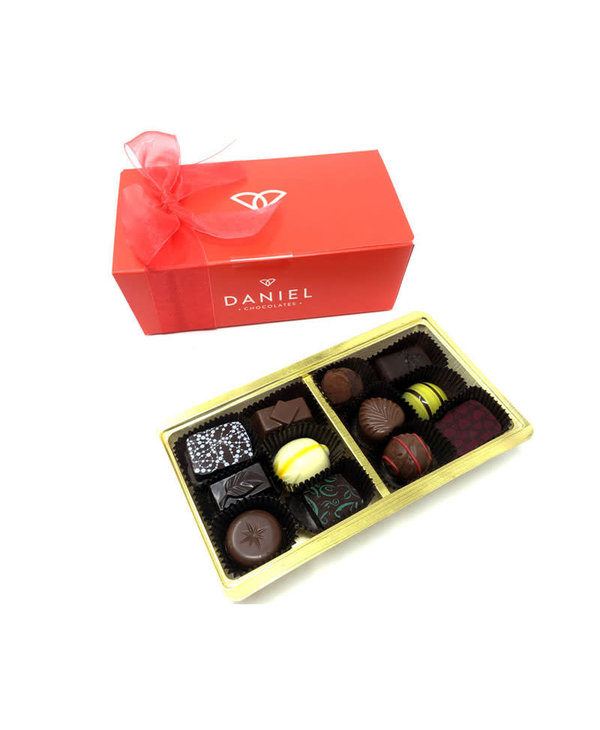 Boite de Chocolat Belge Daniel 27 mcx