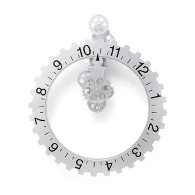 Kikkerland Horloge à grande roue de Kikkerland