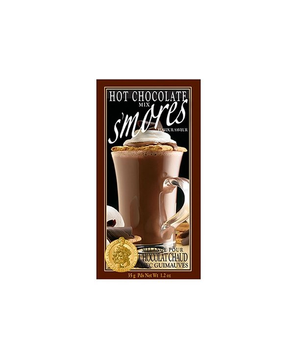 Chocolat Chaud S'mores Gourmet du Village