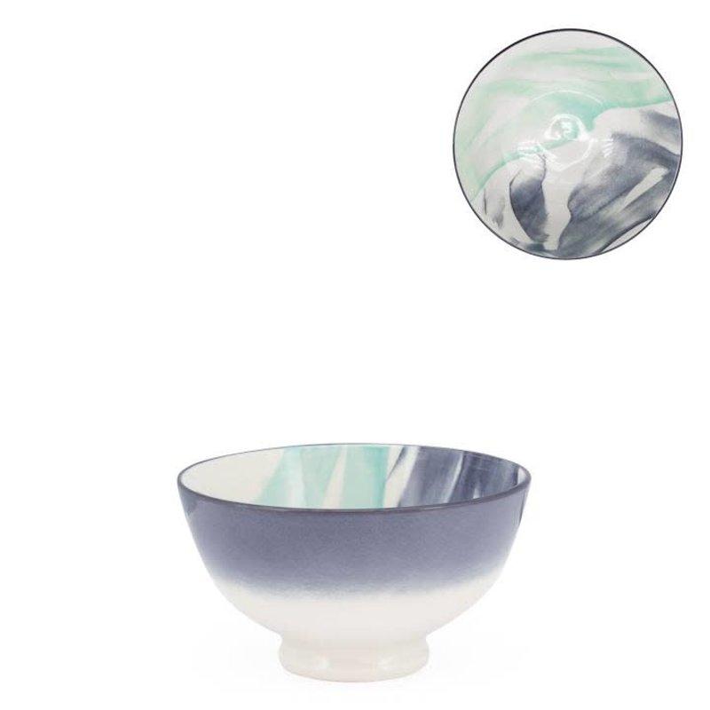Torre & Tagus Bol en porcelaine Kiri 4.5 Watercolor Brush