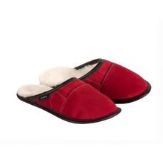 Pantoufles Garneau Pantoufle Garneau,modèle mule tout usage rouge pour femme