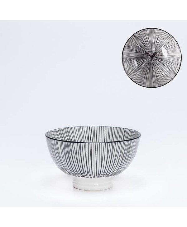 Bol de porcelaine Kiri 4.5 Black Line