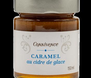 Caramel au cidre de glace de Connivence