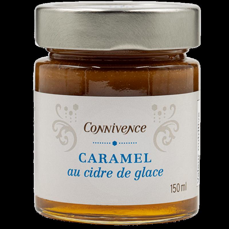 Connivence Caramel au cidre de glace de Connivence