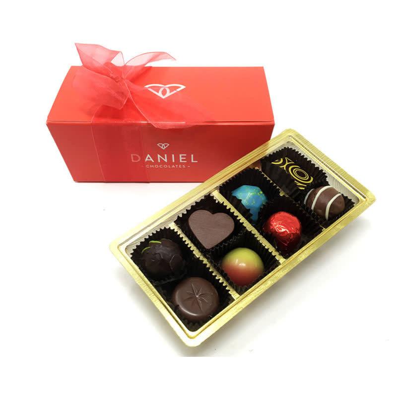 Daniel Chocolates Boite de Chocolat Belge Daniel 16 mcx