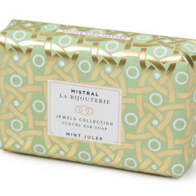 Mistral Barre de Savon Mistral Mint Julep 200g