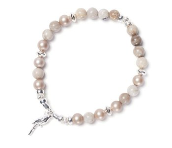 Bracelet Beblue BE FREE argile BBFREE-AR