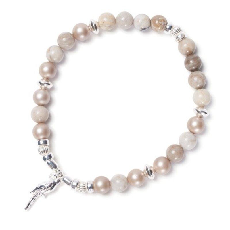BeBlue Bracelet Beblue BE FREE argile BBFREE-AR