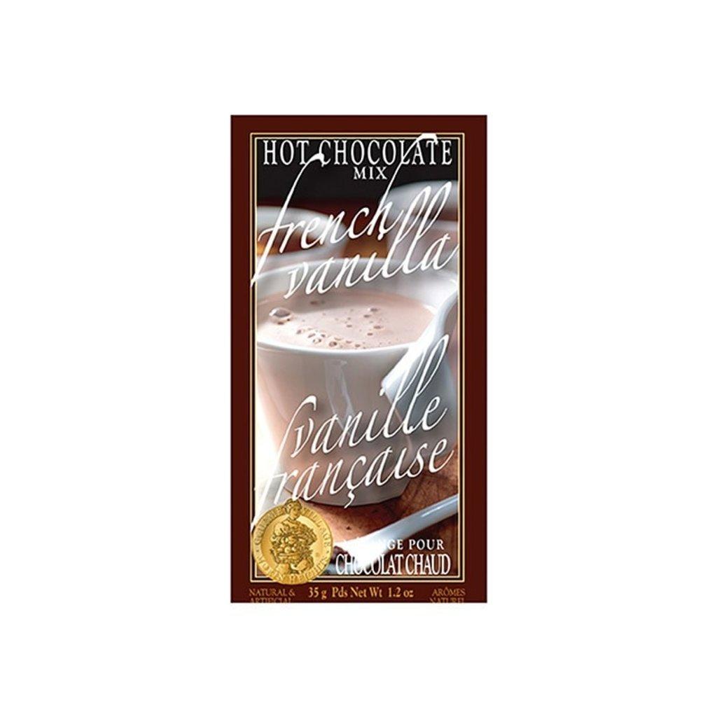 Gourmet du Village Chocolat Chaud Vanille Française Gourmet du Village