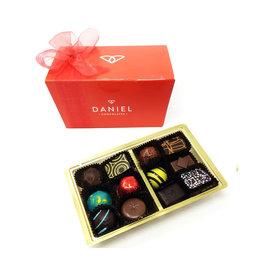 Daniel Chocolates Boite de Chocolat Belge Daniel 36 mcx