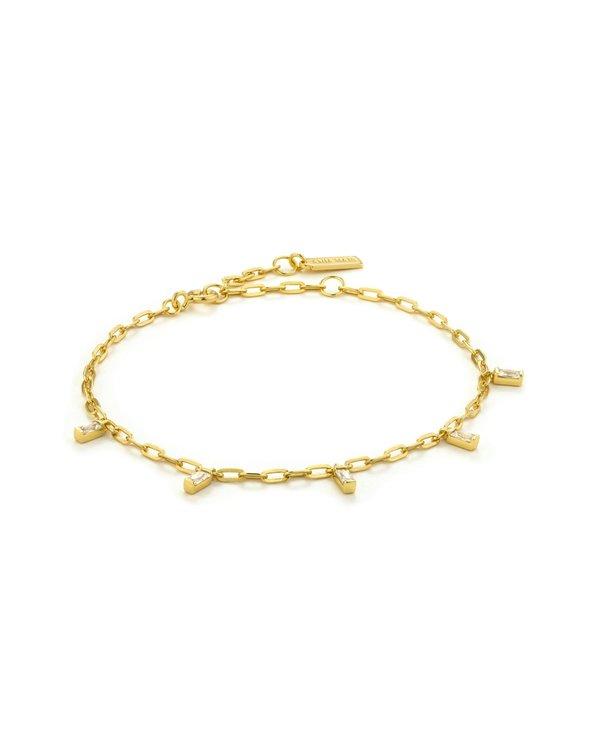 Bracelet Ania Haie Glow Drop Gold