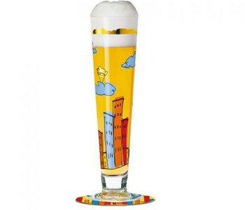 Verre à bière Pilsner Ritzenhoff, Poonam Choudhry,1010200
