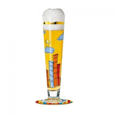 Ritzenhoff Verre à bière Pilsner Ritzenhoff, Poonam Choudhry,1010200