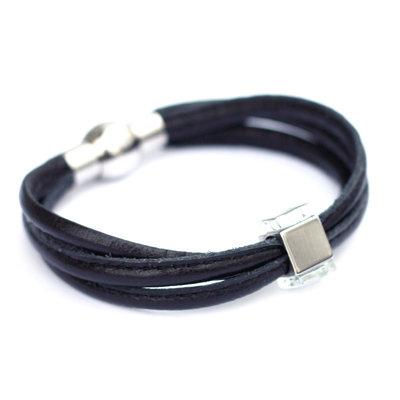 Cré-Art Bracelet Cré-Art Victoria Noir