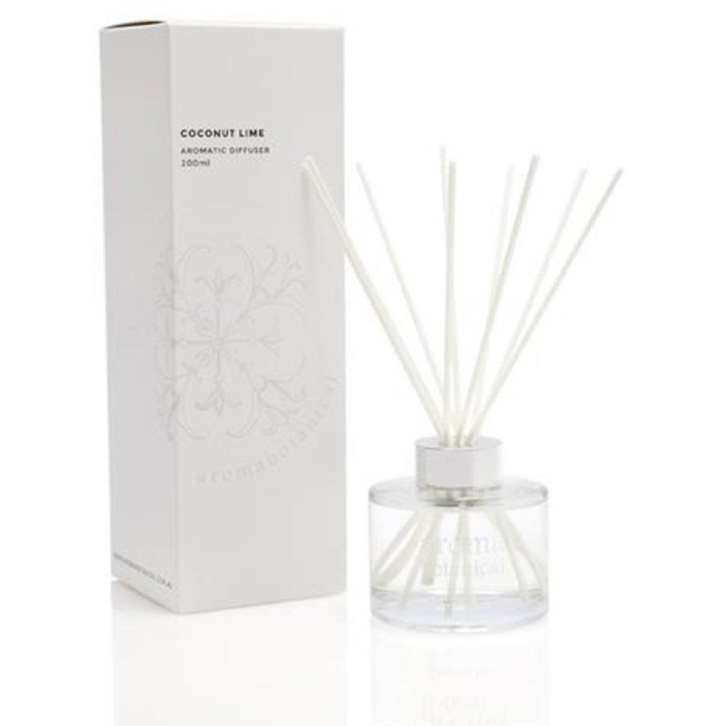 Aromabotanical Diffuseur de parfum Coconut et lime