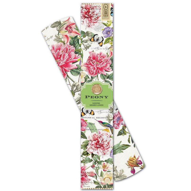 Michel Design Works Papier tiroir Michel Design Works Peony