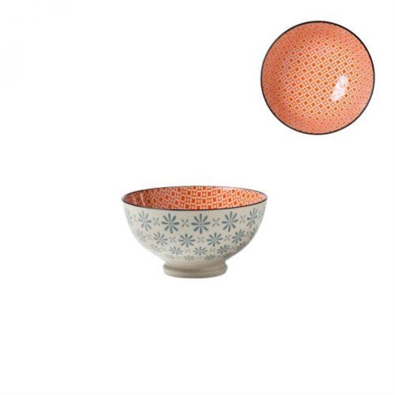 Torre & Tagus Bol de porcelaine kiri gerbera diamond 4.5''