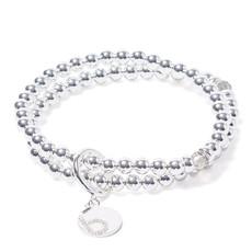 BeBlue Bracelet BeBlue Be Razzled-Dazzled BBRD-CL