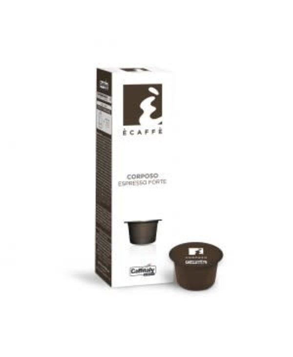 Capsules de café Caffitaly corposo