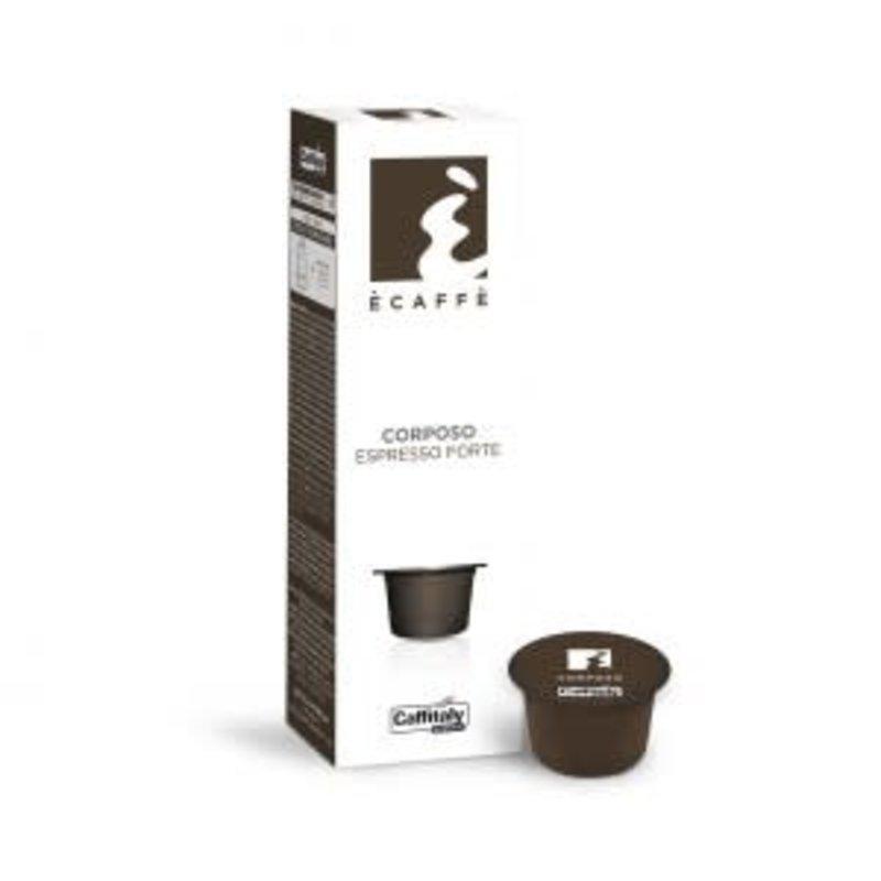 Caffitaly Capsules de café Caffitaly corposo