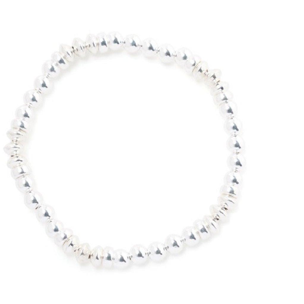 BeBlue Bracelet Beblue BE STRONG Argent BBSTRONG-SLV