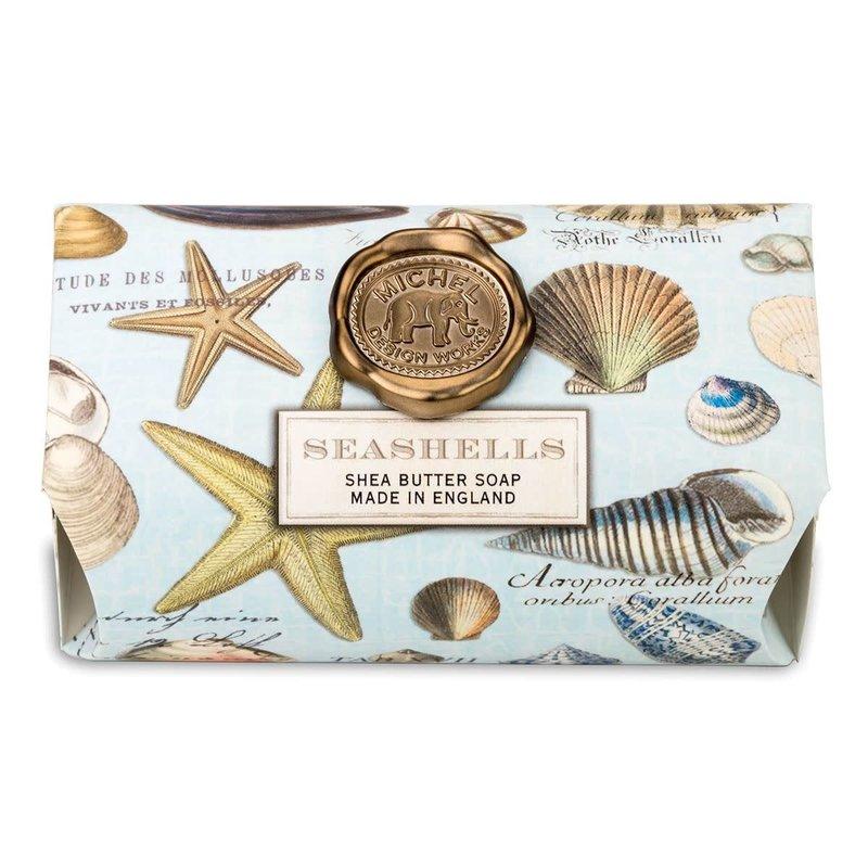 Michel Design Works Savon barre Michel Design Works Seashells