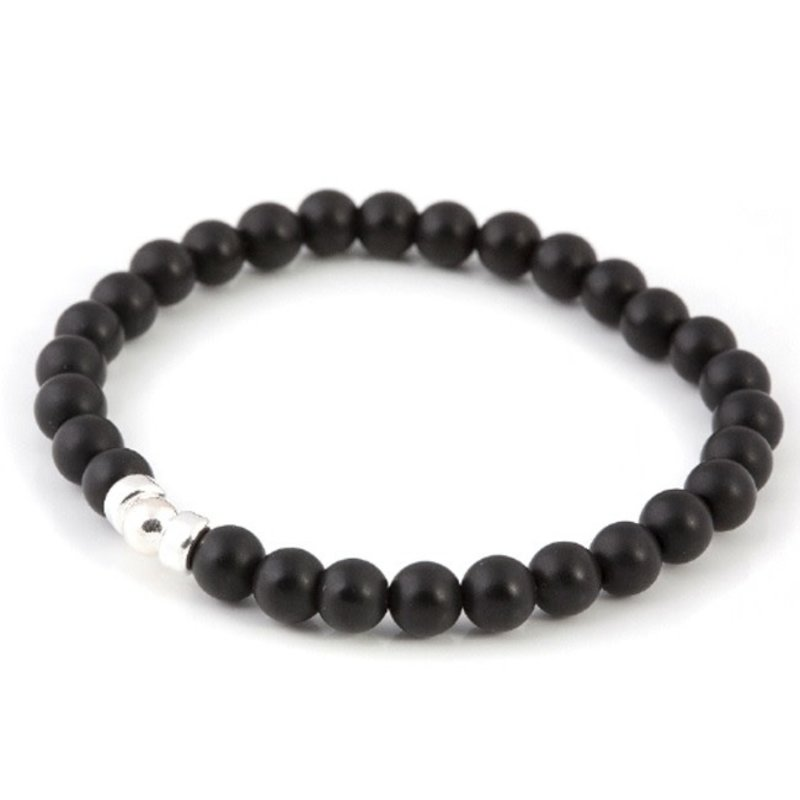 BeBlue Bracelet Beblue Be Classic noir BBCLASS-M