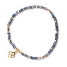 BeBlue Bracelet Beblue BE SUBTLE SURYA gris BBSURSUB-G