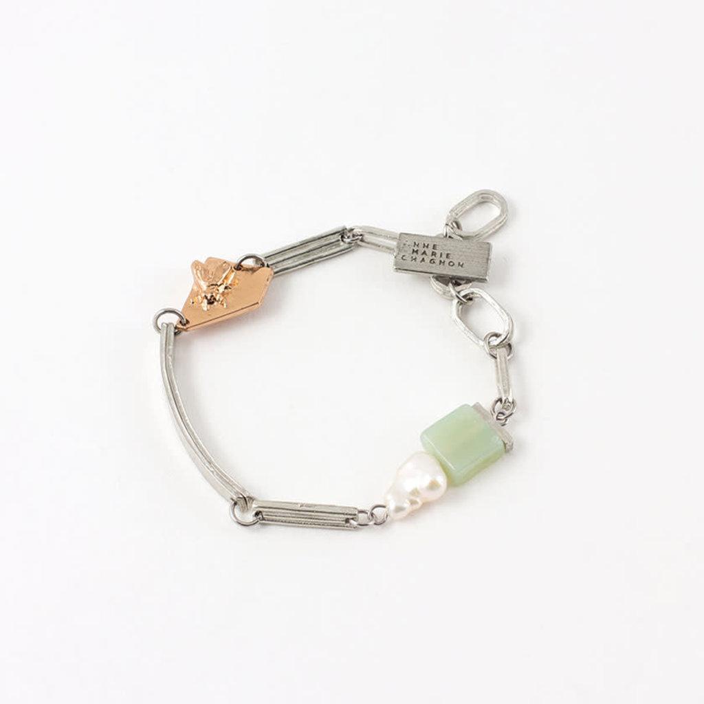 Anne-Marie Chagnon Evanie sauge bracelet Anne-Marie Chagnon
