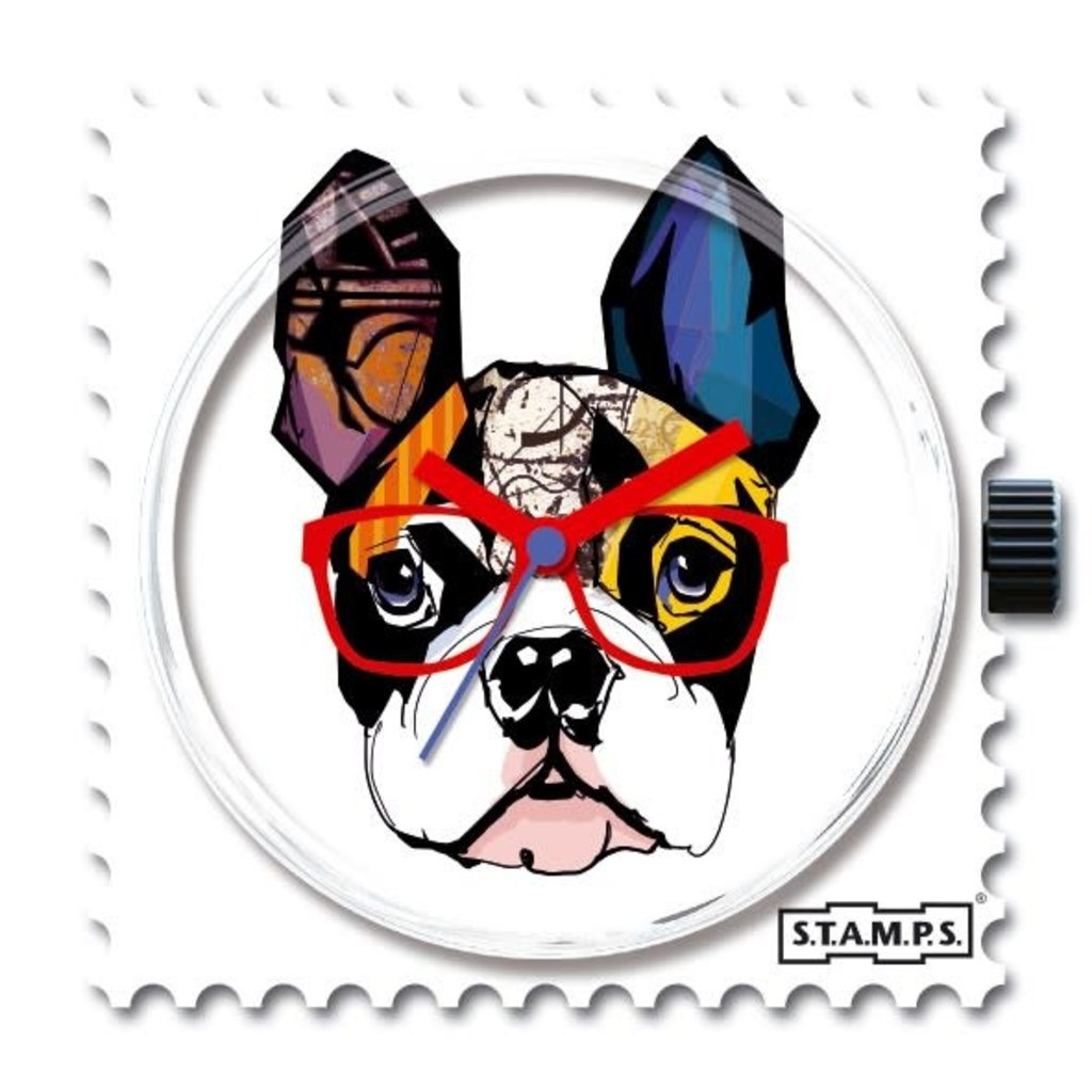 Montre Stamps Montre STAMPS Mr Dog