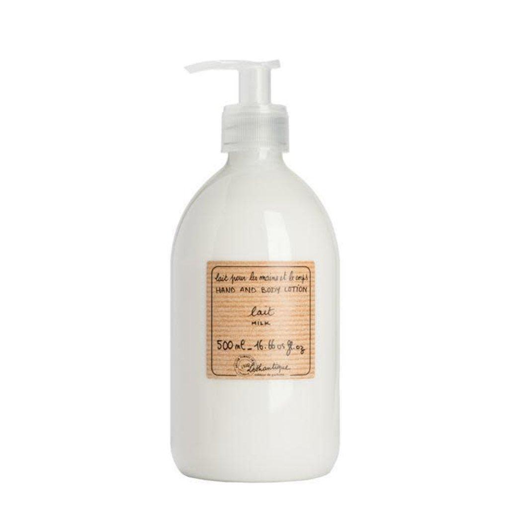 Lothantique Lothantique Lotion pour le corps et les mains au lait 500mL