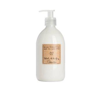 Lothantique Lotion pour le corps et les mains au lait 500mL