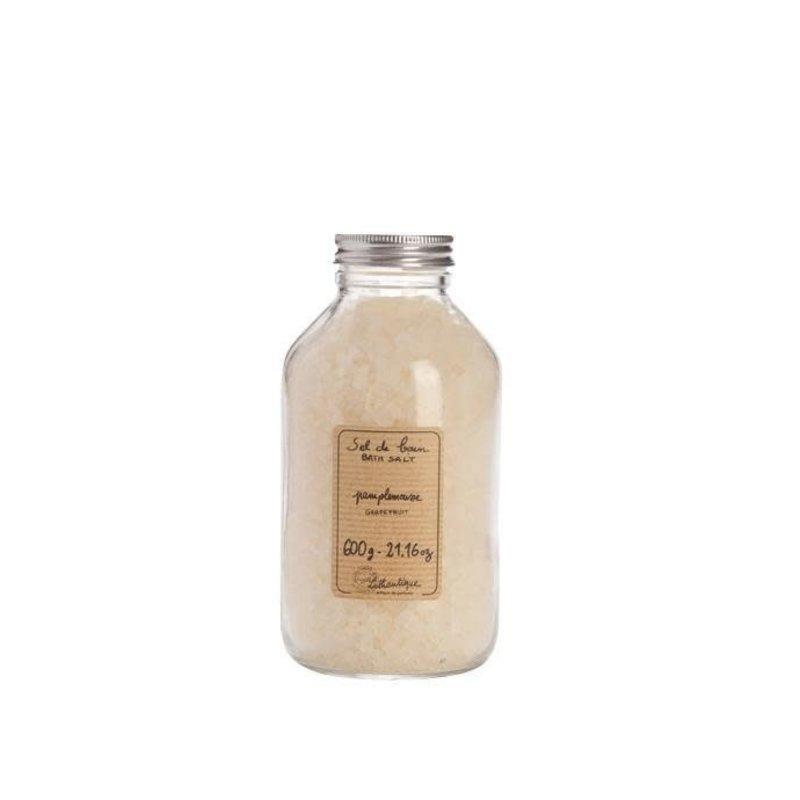 Lothantique Lothantique 600g Sel pour le bain au pamplemousse